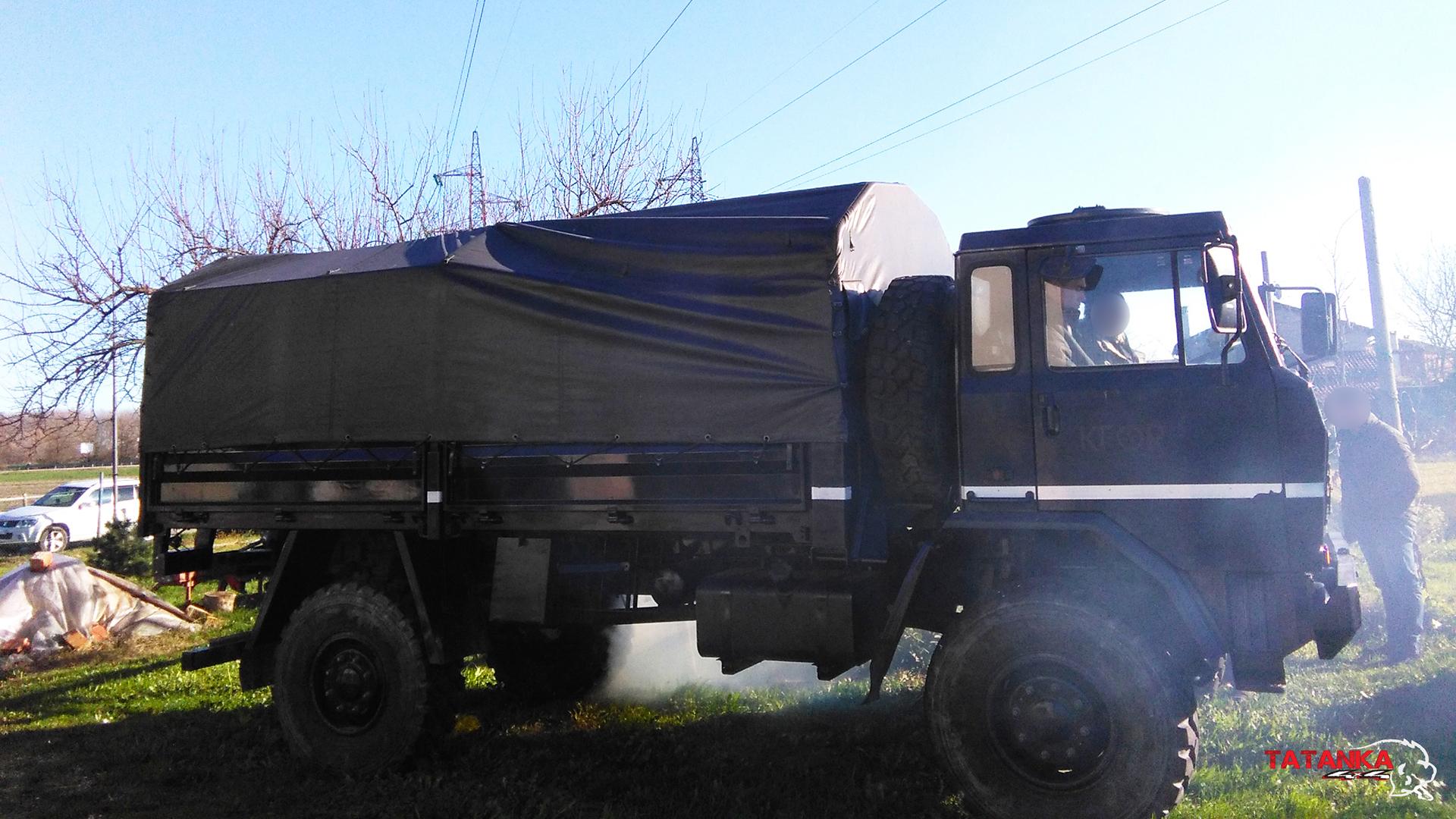 Compreresti un Iveco ACM 90 Ex-Carabinieri?