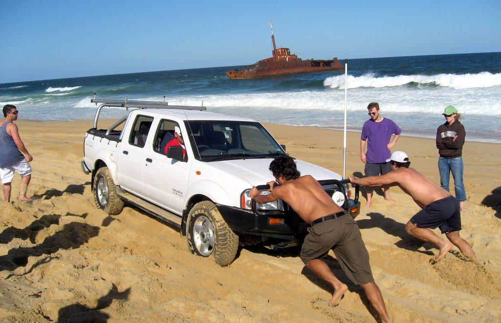 Dove Guidare Fuoristrada sulle Spiagge Australiane