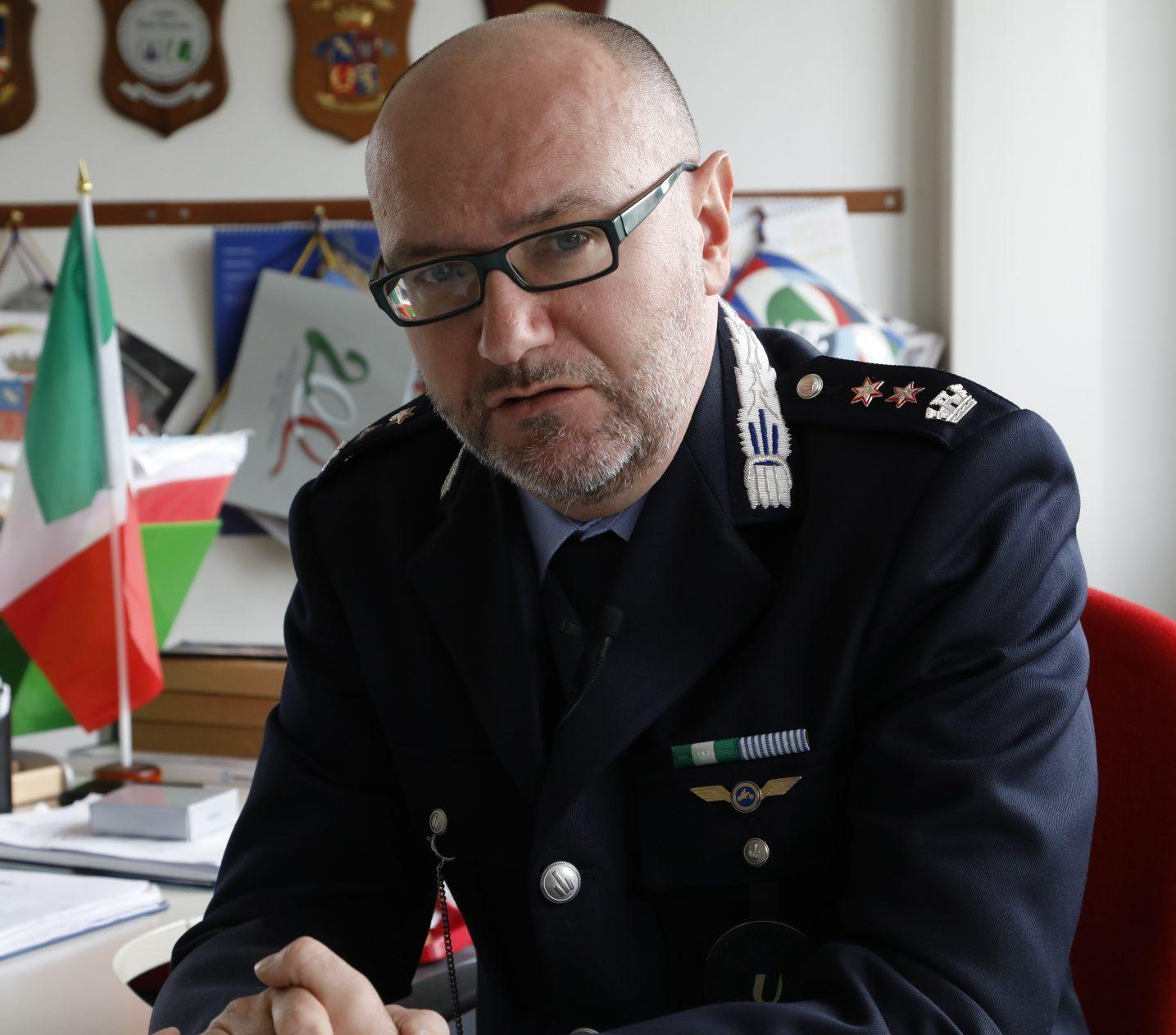 Comandante Massimiliano Galloni