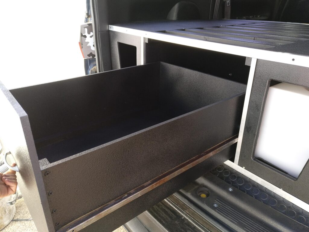 cajon cocina mueble camper h1 4x4 2